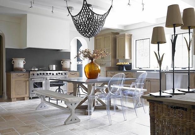 Удачные комбинации разных стилей в квартире