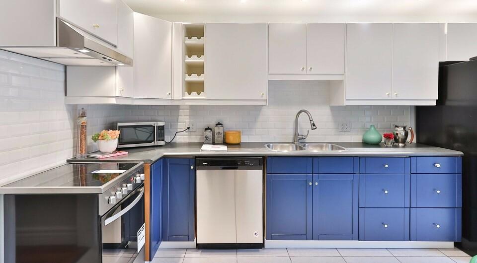 Выбираем фасады кухонного гарнитура