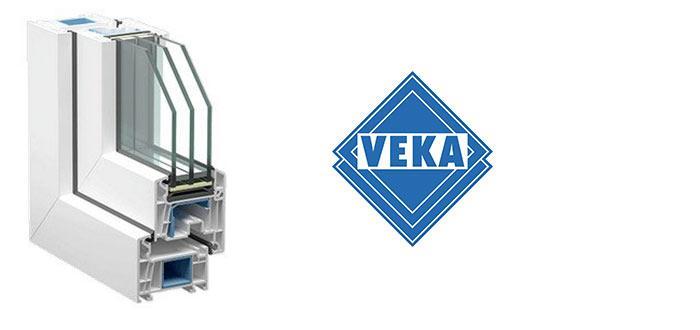 Характеристики профилей Veka