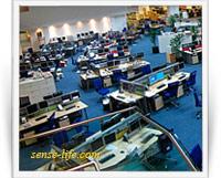 Принципы эффективной работы в open-space офисах