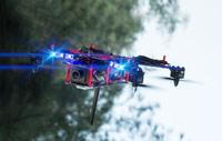 Организация гонок на дронах