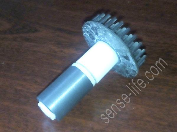 игольчатый ротор для скиммера