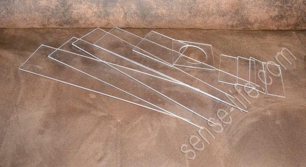 изготовление квадратного скиммера своими руками