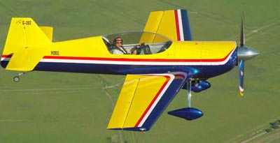 Скачать Чертежи авиамодели Cap 232