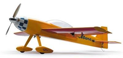 Скачать Чертежи авиамодели Katana