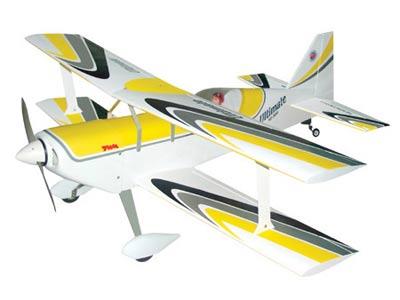 Скачать Чертежи авиамодели Ultimate