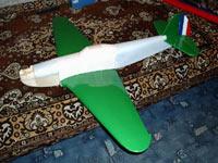 оклейка самолета пленкой