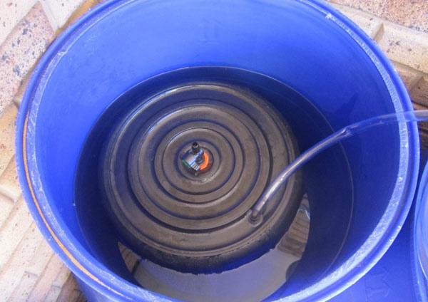 коллектор биогазовой установки