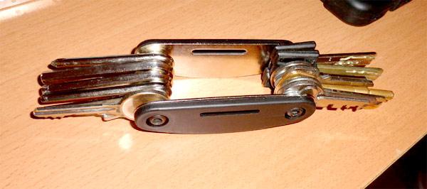 как сделать чехол для ключей своими руками