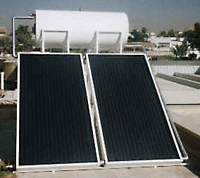 самодельный солнечный коллектор