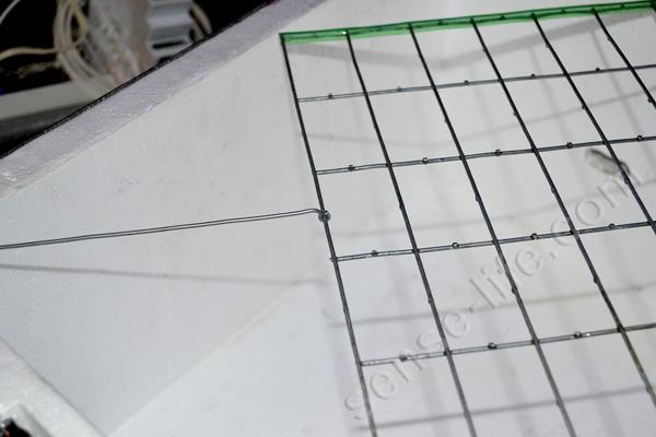 ручка к решетке