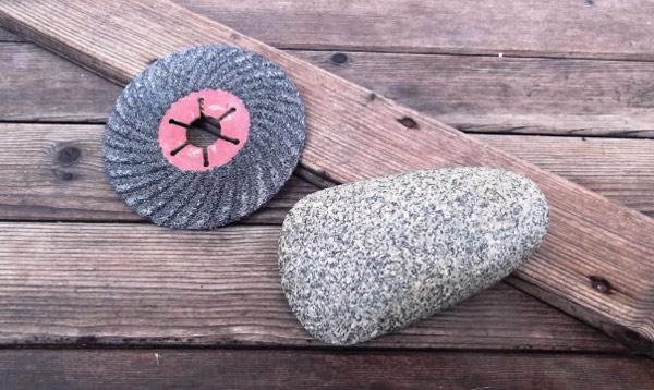 изготовление каменного топора