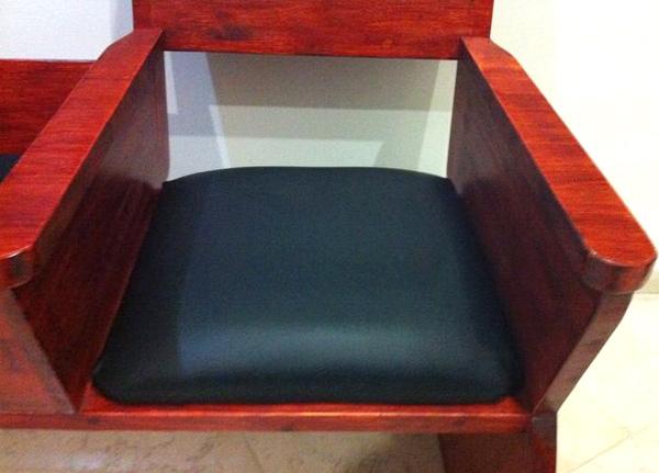 изготовление мягкого сиденья