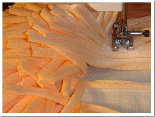 коврик для ванной комнаты своими руками