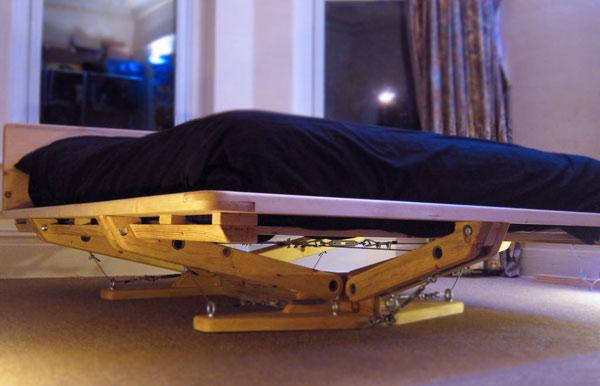 современная кровать своими руками