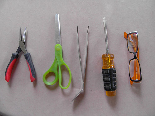 инструменты для изготовления террариума