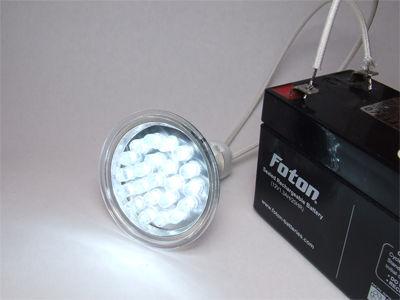 изготовление светодиодной лампы своими руками