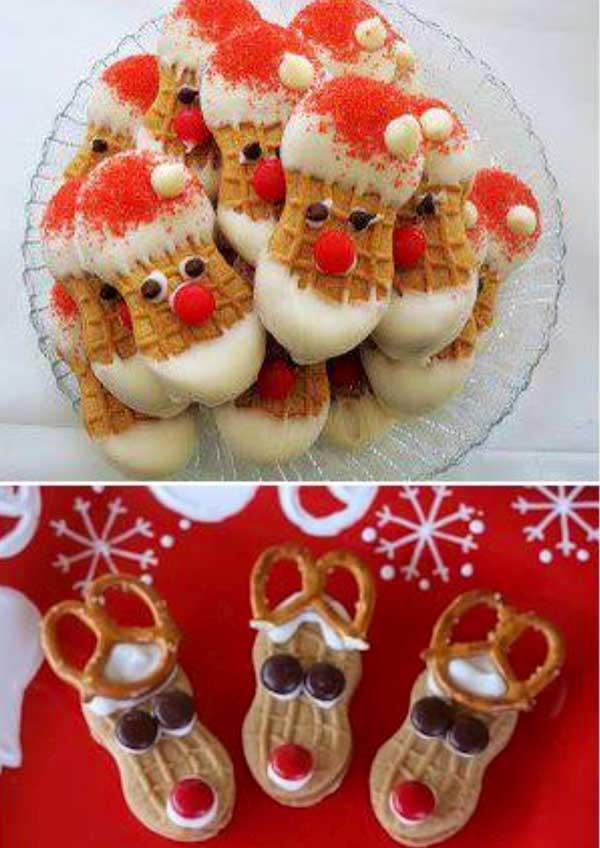 Новогоднее печенько