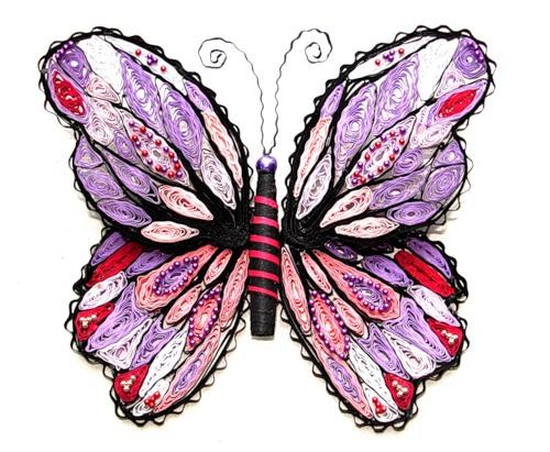 Деревянная бабочка своими руками