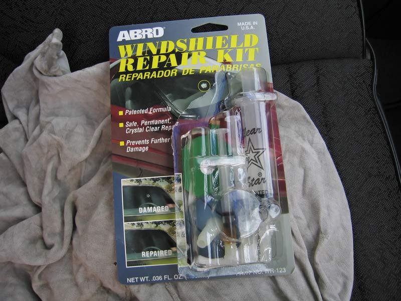 ремонт стекла автомобиля своими руками