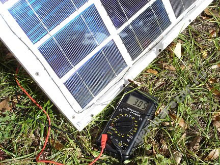 самодельная солнечная батарея для дома