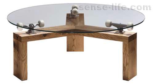 стеклянный стол своими руками