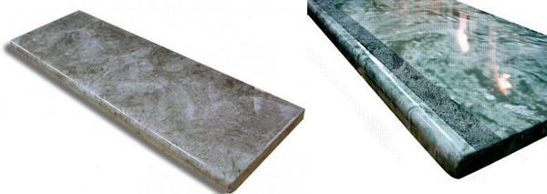 технология мрамор из бетона