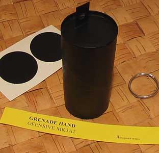 технология изготовления страйкбольных гранат