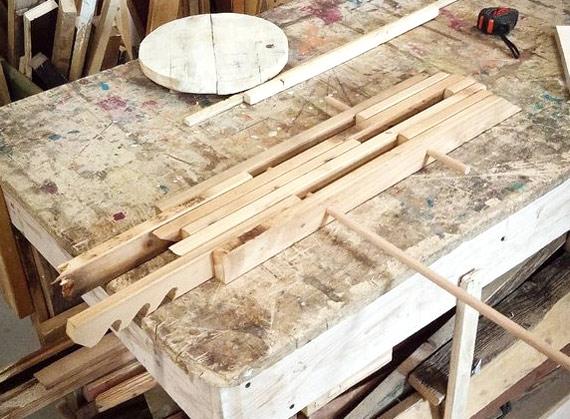 изготовление коленного стула своими руками