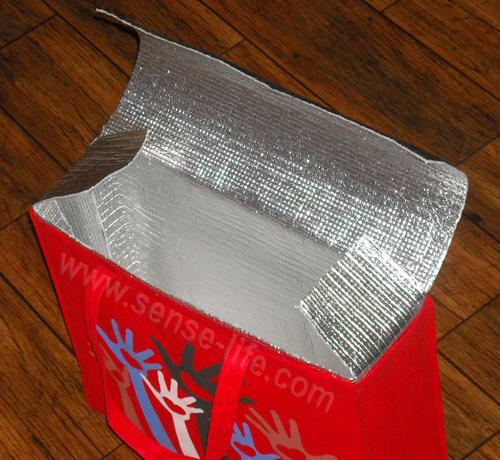 Элементы для сумки холодильника своими руками