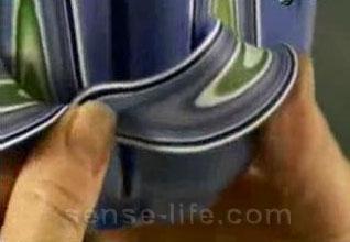 как сделать резную свечу