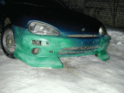 тюнинг автомобиля