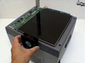 Проектор своими руками из монитора lcd 74